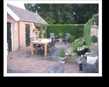 Infra Hellevoetsluis verzorgd ook in zijn geheel of gedeeltelijk de aanleg van uw particuliere tuin.